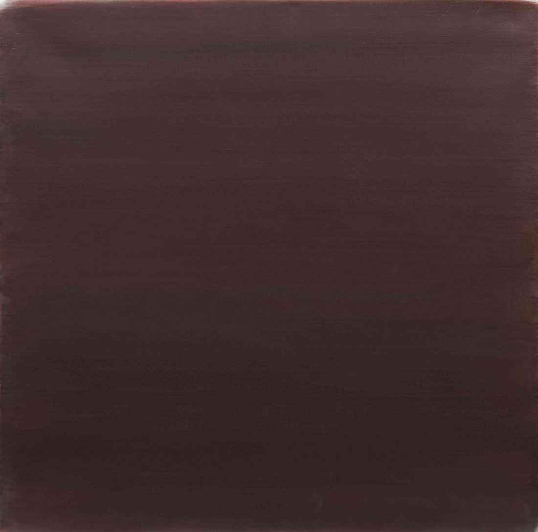 Phil Sims, (American, b. 1940), Red/Black Navigator,