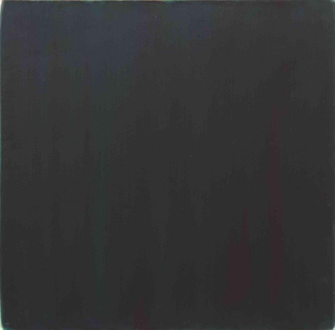 Phil Sims, (American, b. 1940), Green/Black Navigator,