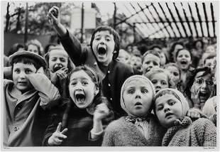 Alfred Eisenstaedt, (American, 1898-1995), Children at