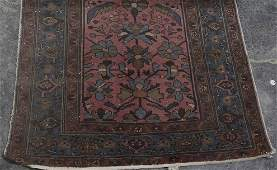 A Northwest Persian Wool Rug, 6 feet 3 inches x 3 feet