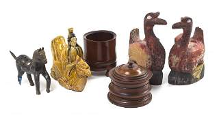 A Collection of Chinese and Southeast Asian Decorative