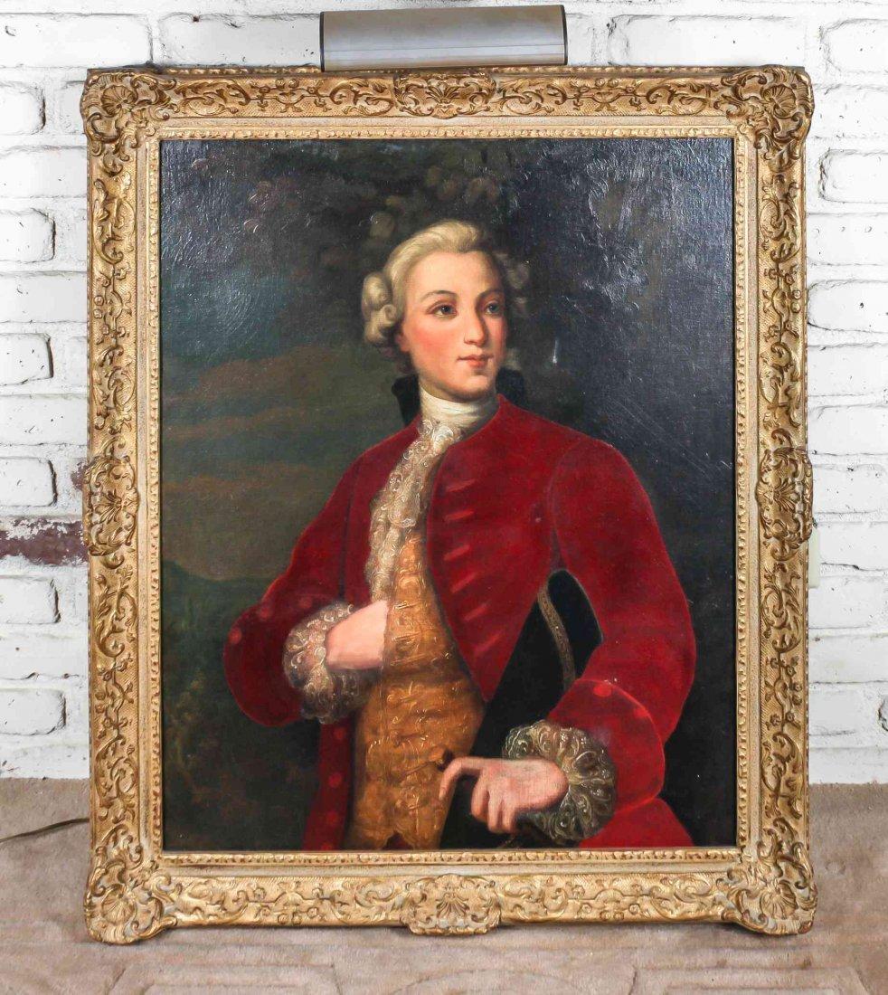 Artist Unknown, (English School, 18th/19th centuries),