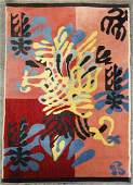 After Henri Matisse, (French, 1869-1954), Mimosa Carpet
