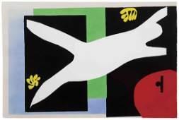 Henri Matisse, (French, 1869-1954), La nageuse dans