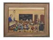 Charles J. Higley, (American, 1894-1958), School Daze