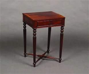 A Mahogany Lady's Writing Desk,