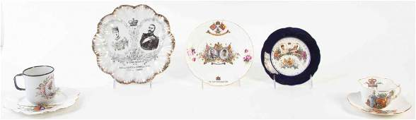 A Collection of Royal Commemorative Articles, Diameter