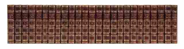 SCOTT SIR WALTER Waverley Novels Edinburgh 1871 25