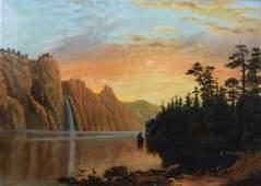 After Albert Bierstadt American 18301902