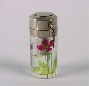A St. Louis Cameo Glass Atomizer,