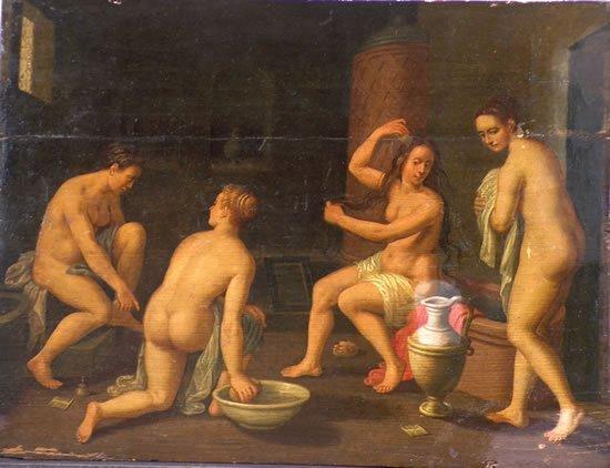 2: Attributed to Cornelis Cornelisz van Haarlem (Dutch,