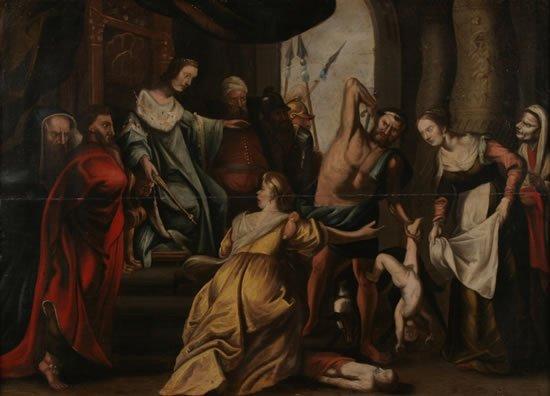 3: Flemish School After Sir Peter Paul Rubens (1577-164