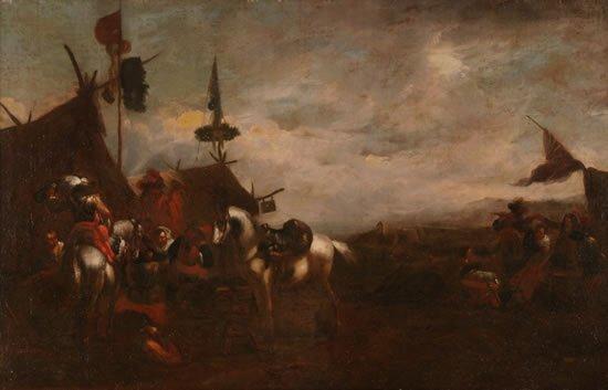 8: 17th Century Dutch School