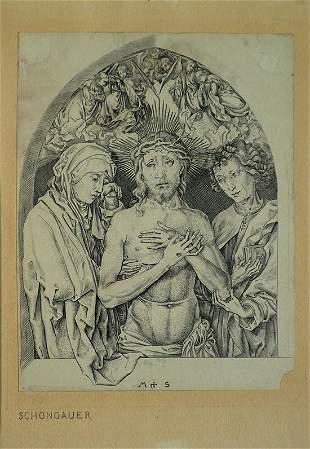 Martin Schongauer (German, 1445-1491)