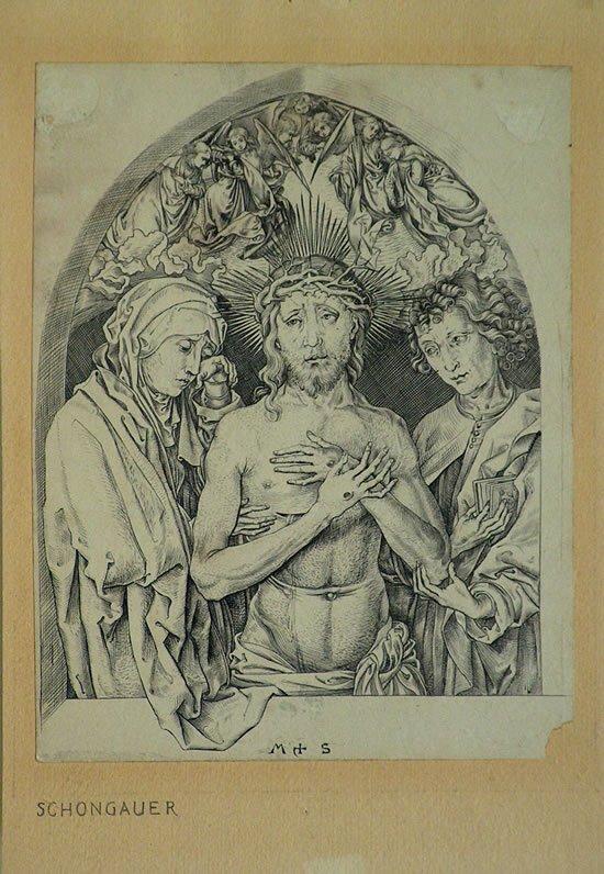 12: Martin Schongauer (German, 1445-1491)