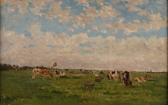 13: Edmond Marie Petitjean (French, 1844-1925)
