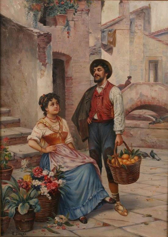 18: R. Domba, early 20th century