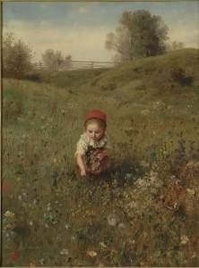 20: Ludwig Knaus (German, 1829-1910)