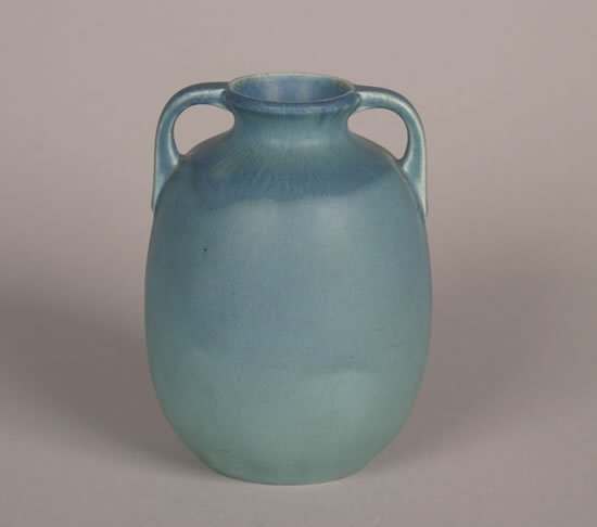 915: A Rookwood Production Handled Vase,
