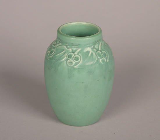921: A Rookwood Production Vase,
