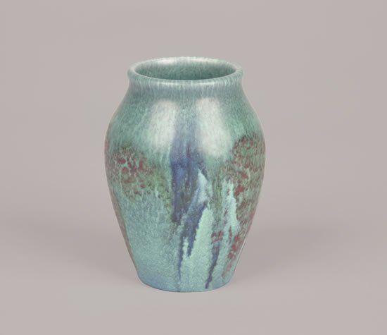 A Rookwood Vase by Elizabeth Lincoln,