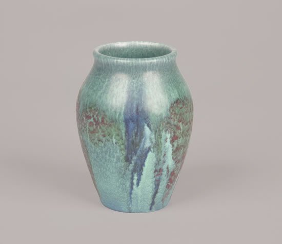 924: A Rookwood Vase by Elizabeth Lincoln,