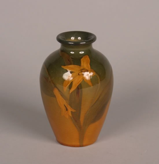 928: A Rookwood Vase by Grace Hall,