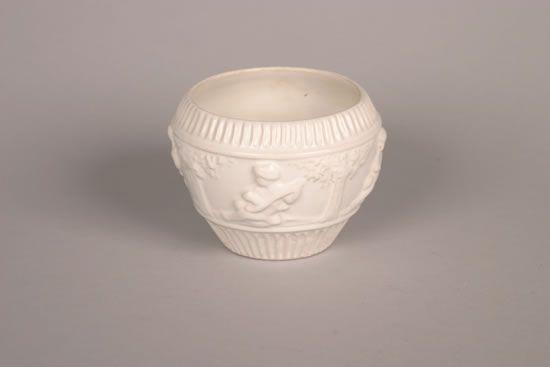 A Roseville Squat Vase,