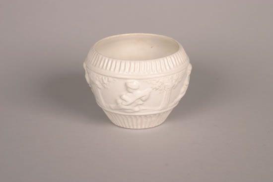 930: A Roseville Squat Vase,