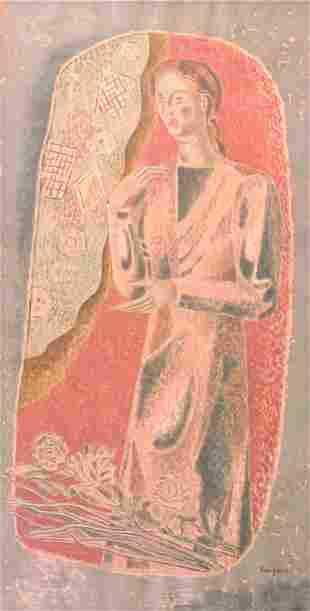 Bruno Goller (German 1901-1998)
