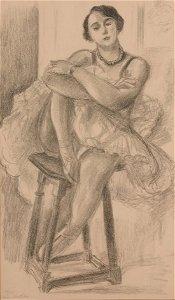 954: Henri Matisse (French, 1869-1954)