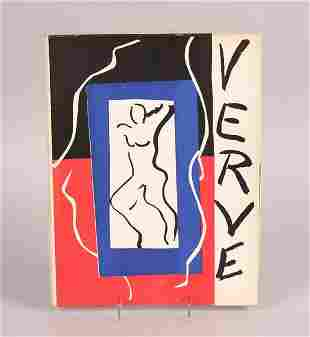 Six Editions of Verve Magazine