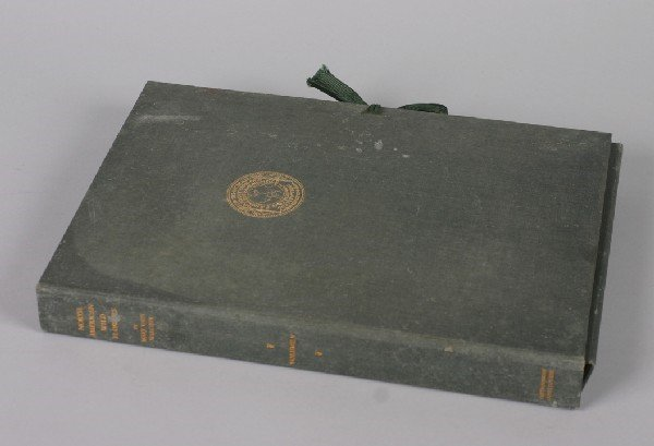 4563: Walcott, Mary Vaux, North American Wild Flowers,