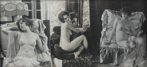 4564: A Collection of Photographs of Nude Studies,