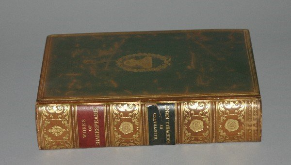 4570: The Complete Works, William Shakespeare,