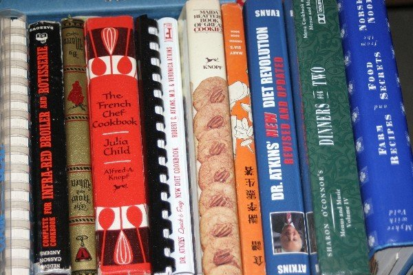 4576: A Collection of Cookbooks,