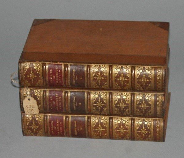 4582: Denniston, James, Memoirs of the Dukes of Urbino,