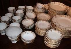 "4880: A Royal Crown Derby Vine"" Pattern Porcelain Dinne"