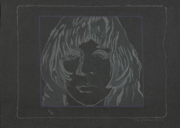 13: Larry Rivers, (American, 1923-2002), Diana Raised,