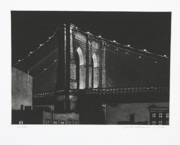 15: Frederick Mershimer, (American, b. 1945), Two Print