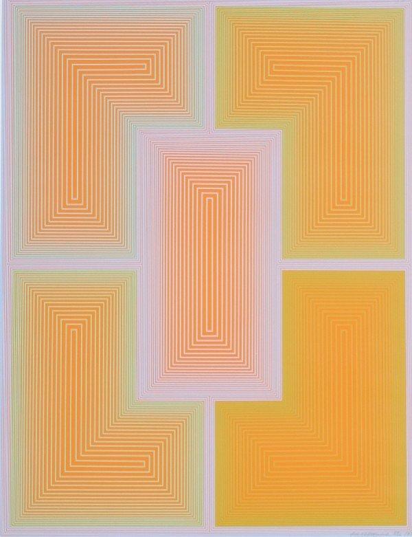 20: Richard Anuszkiewicz, (American, b. 1930), Untitled
