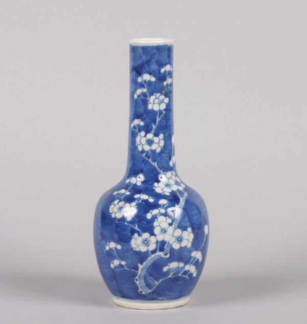531: A Chinese Blue and White Porcelain Hawthorne Patte