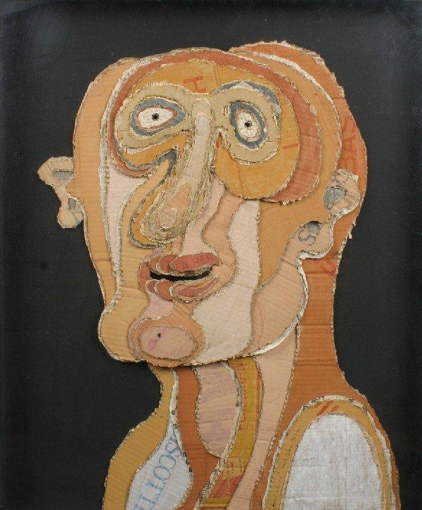 6: Alex Kosta, (American, b. 1925), Man Alone