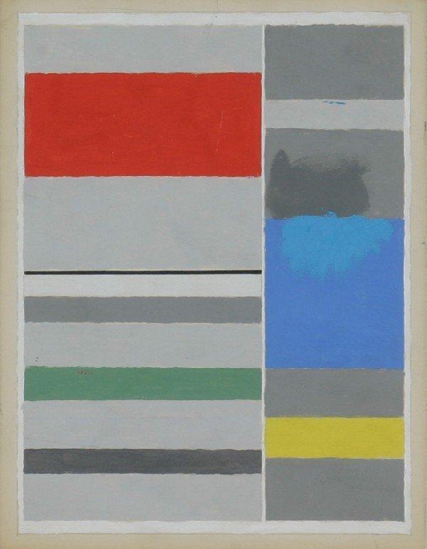 8: Robert Bruce Tague, (American, b. 1912), The Blue Sh