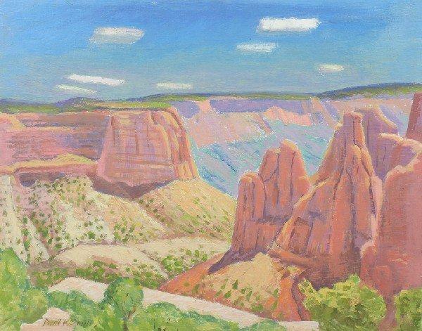 10: Paul Kauver Smith, (American, 1893-1973), Landscape