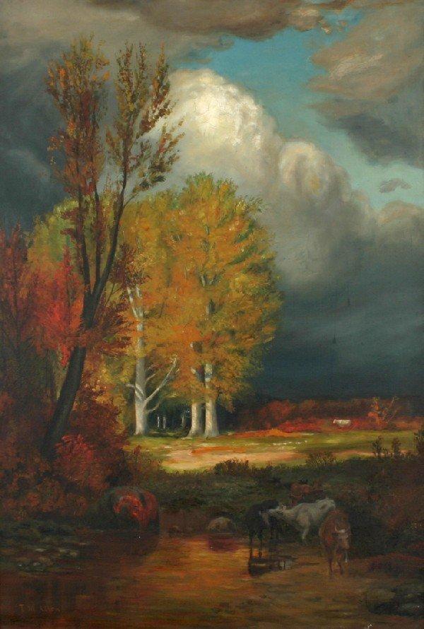12: IM Allen, , Landscape
