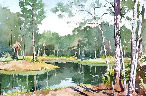 13: Nan Greacen, , Landscape