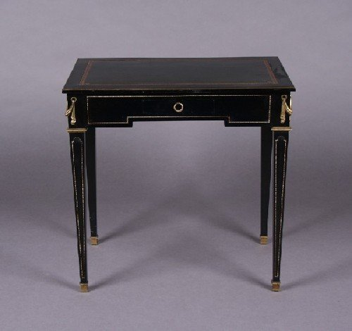 1298: An Empire Style Writing Desk, Height 29 x width 2