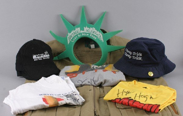 3: Mancow: A Collection of Hats and T-Shirt,