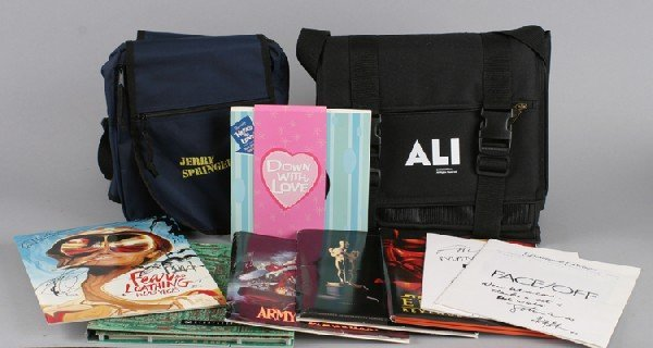 4: Mancow: A Group of Movie Promotional Items,